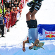 Фото репортаж с RedBull Ice and Freeze / Чимбулак
