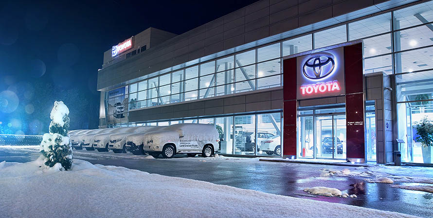 Toyota city Almaty